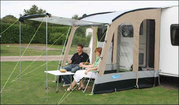 Kampa Rally Awnings About